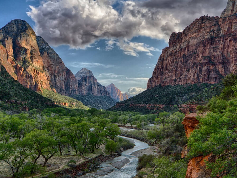 Zion National Park – Utah