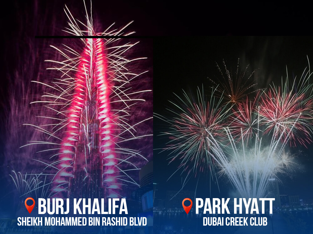 Dubai all set to welcome 2020 with 4 kilometres long fireworks at 25 different locations
