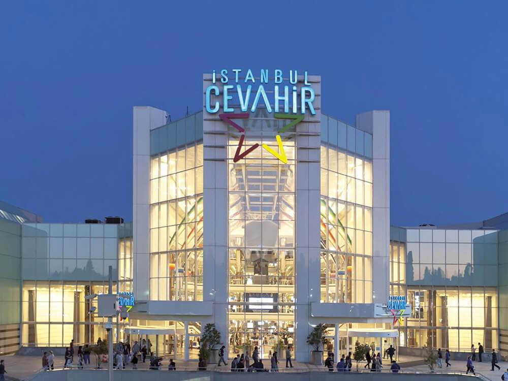 Istanbul Cevahir (3.47 million Sq. feet), Istanbul, Turkey