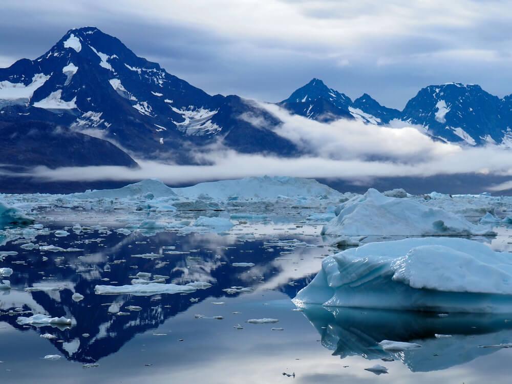 Greenland's ice loss