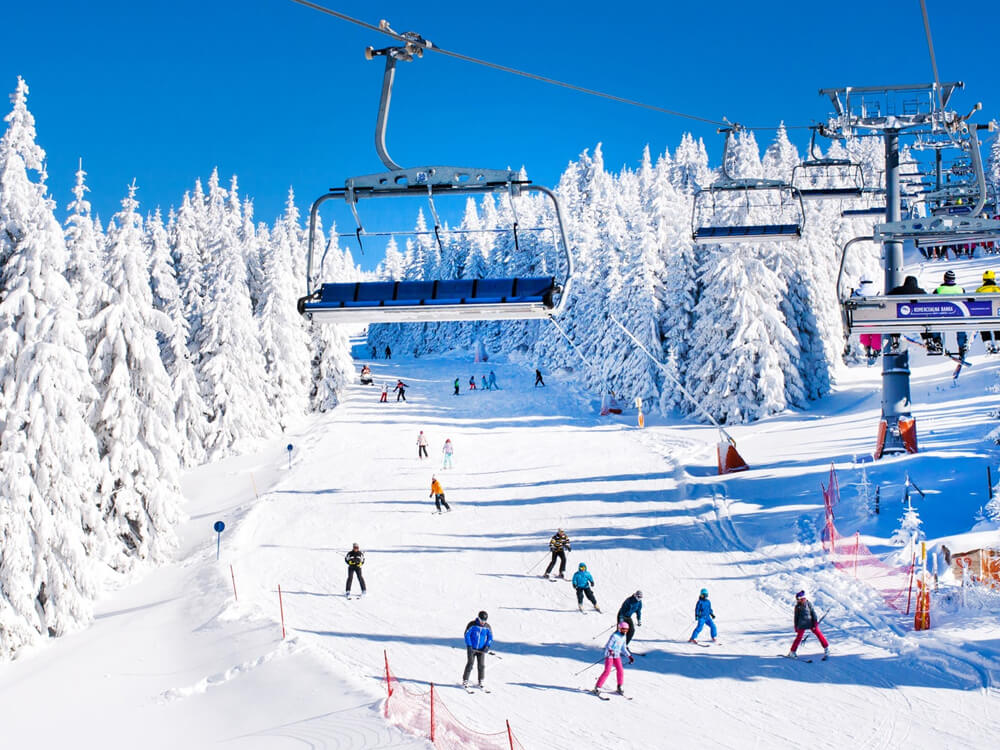 Amazing Ski resorts