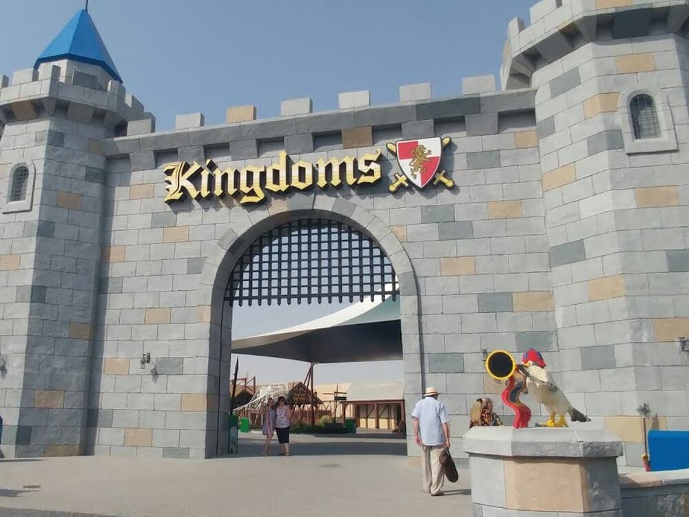 Kingdoms legoland