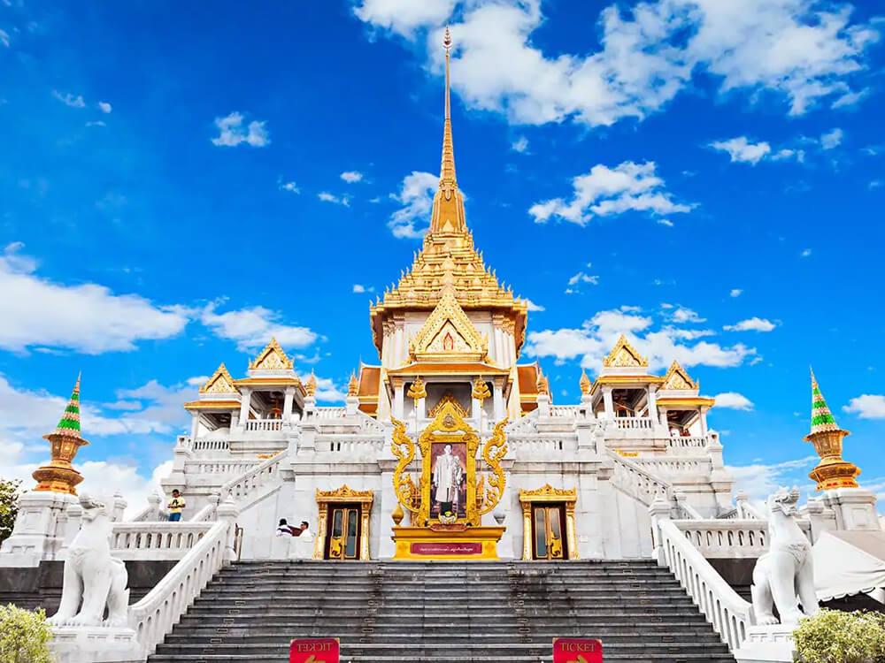 Image of Wat Traimit