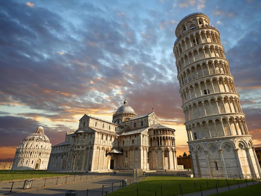 Italy's a treasure trove of UNESCO World Heritage Sites