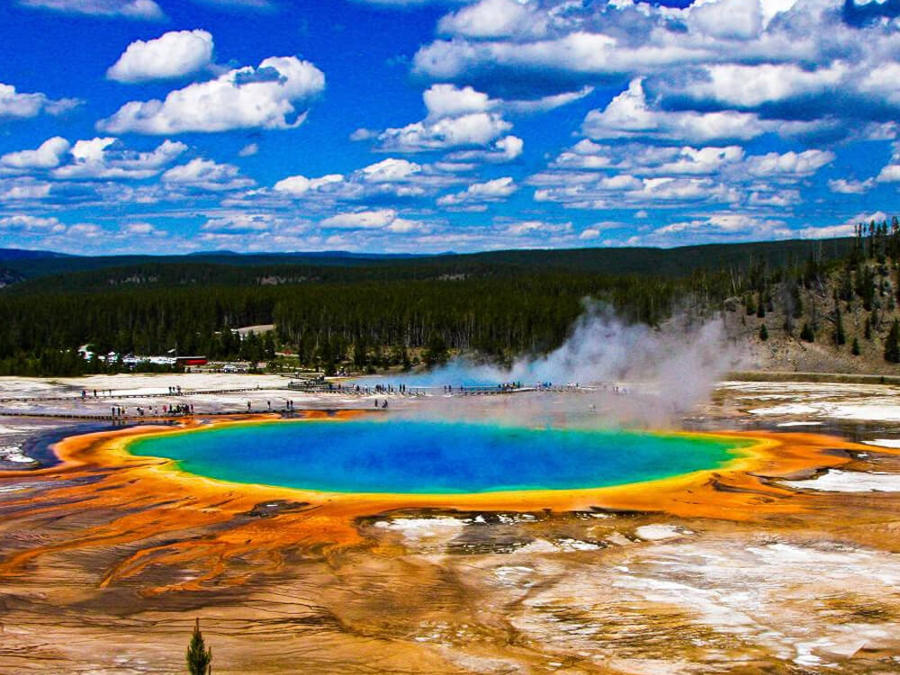 Yellowstone – Wyoming, Montana & Idaho