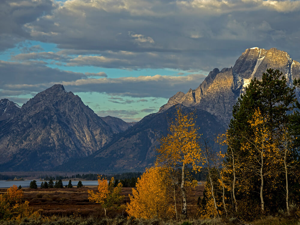 Grand Teton National Park – Wyoming