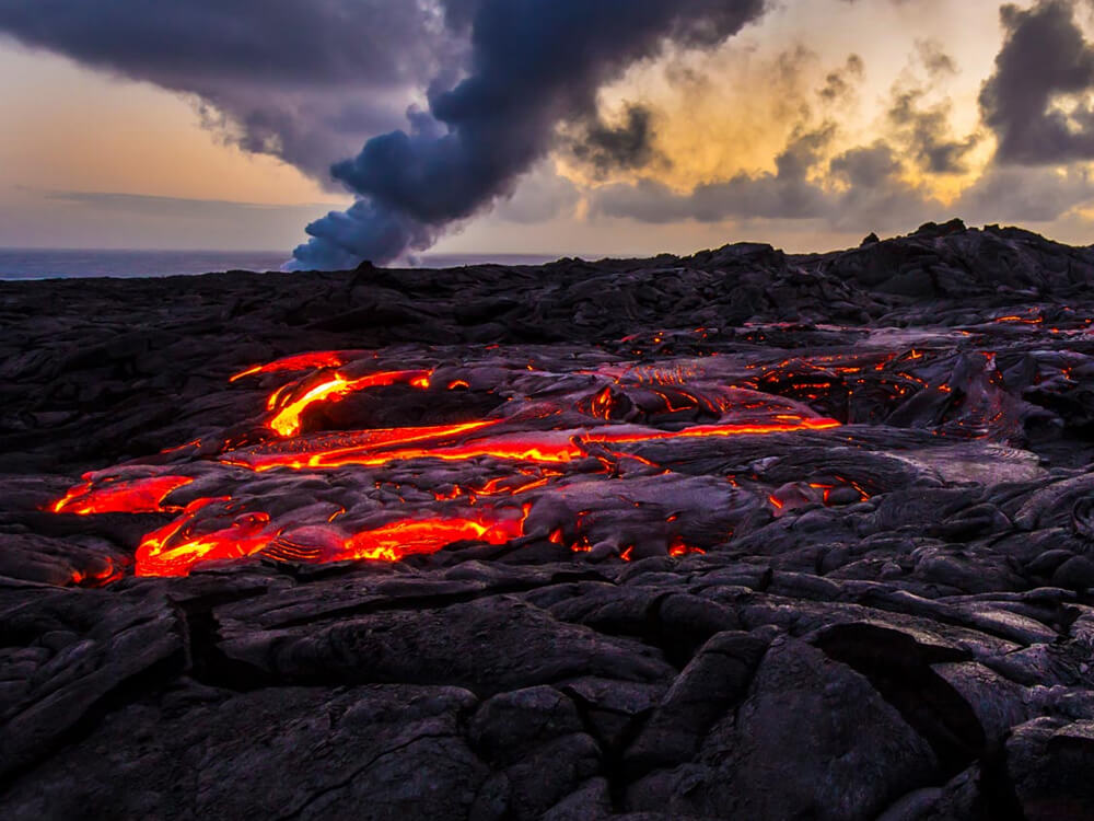 Hawaii Volcanoes National Park – Hawaii
