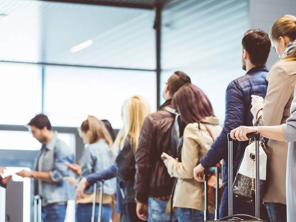 Air travel tip #3: Don't accept the first voucher on an overbooked flight
