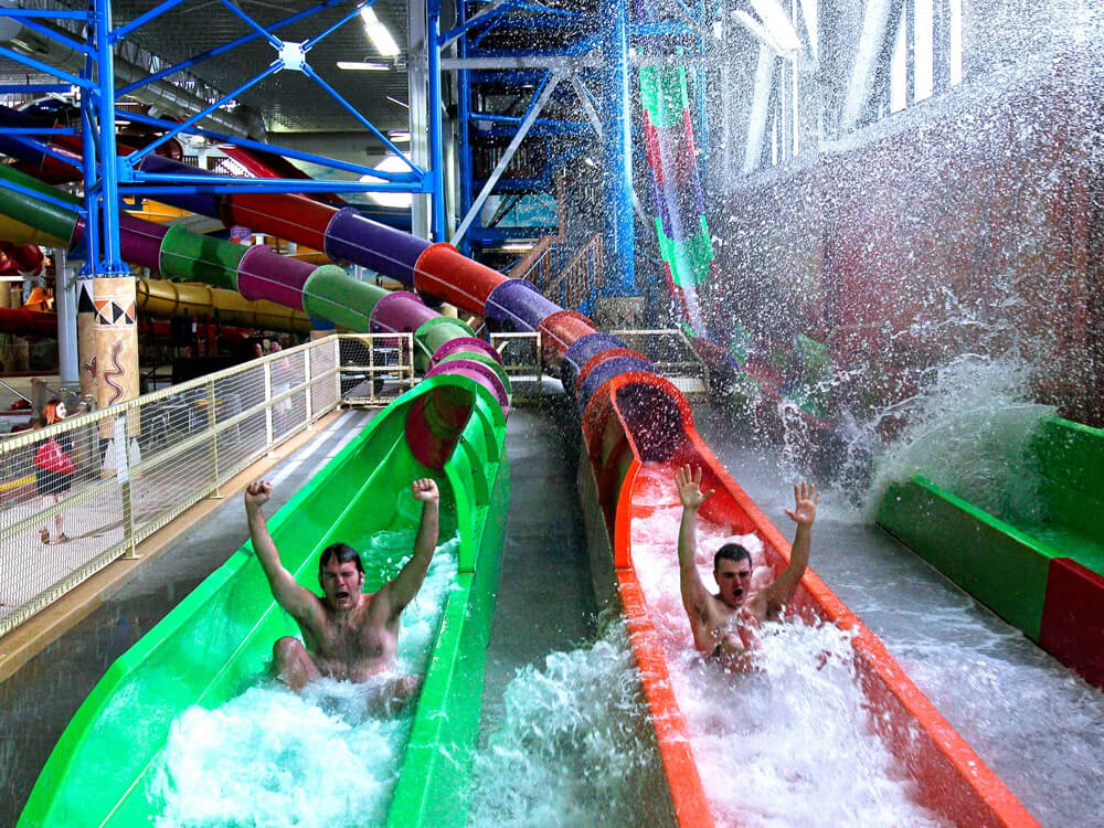 Dells Water Parks