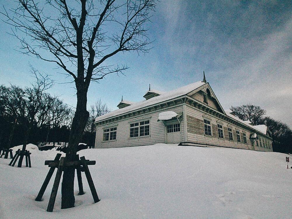 Explore Hokkaido Pioneer Village