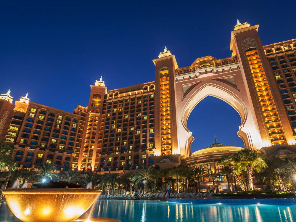 . Atlantis The Palm Hotel & Resort