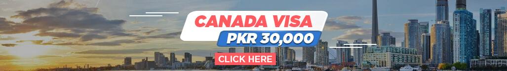 CANADA Visa BANNER