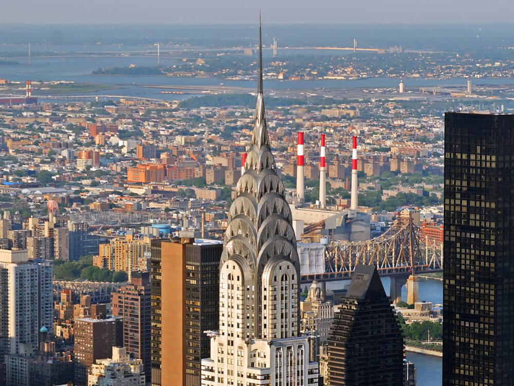 Chrysler Building, New York City, United States of America