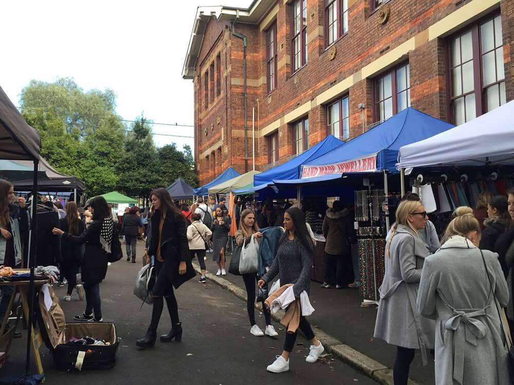 Glebe markets - Glebe