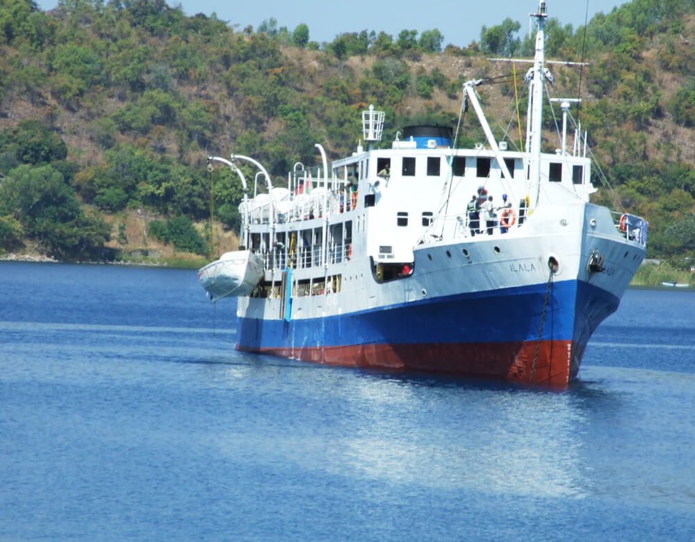 Ilala ferry, Lake Malawi