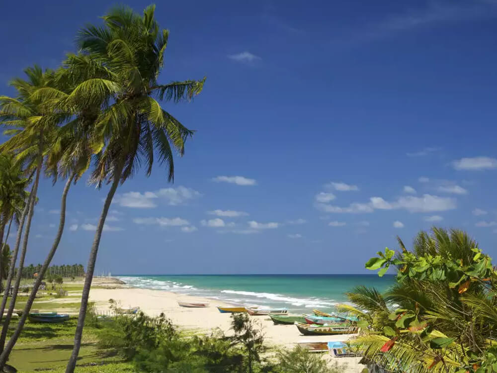 Nilaveli Beach, Trincomalee
