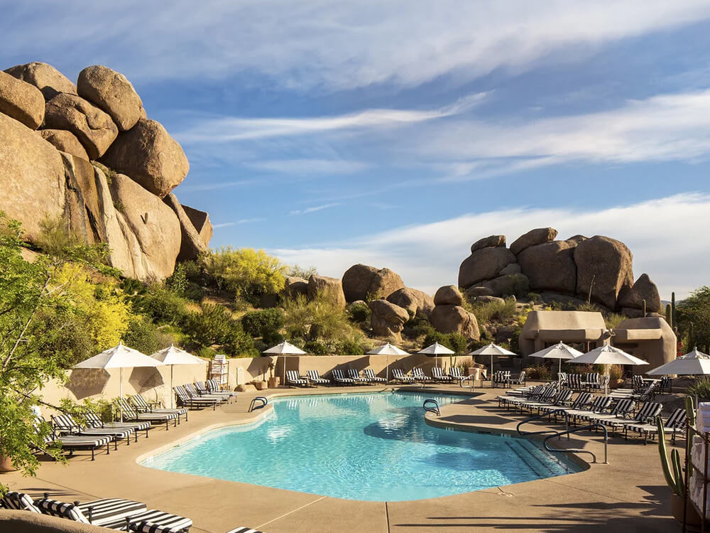 The Boulders in Arizona