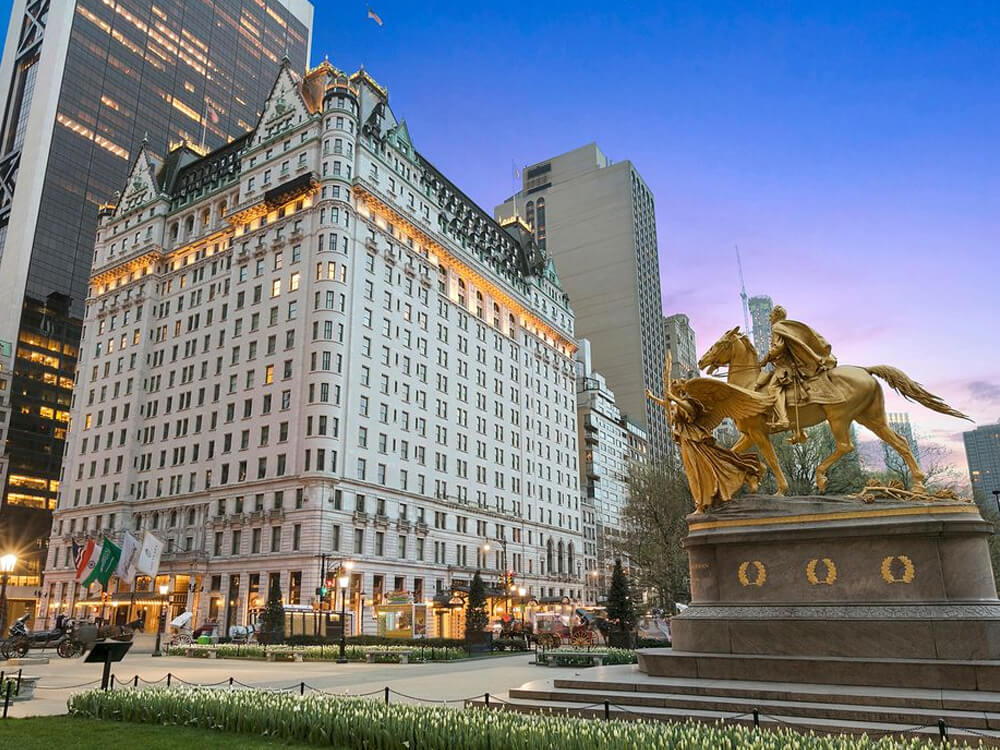 The Plaza in New York City