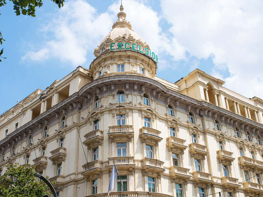 The Westin Excelsior in Rome