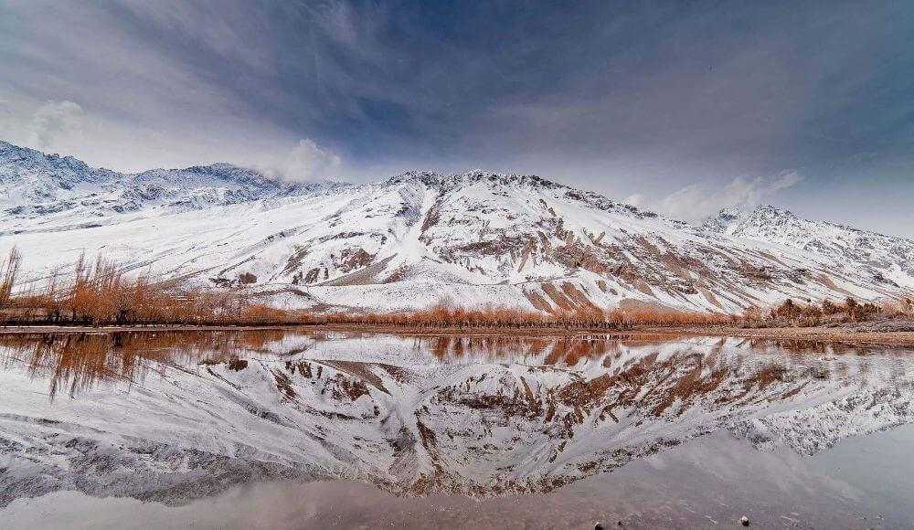Skardu Freezes As Temperature Drop to -21 Celsius