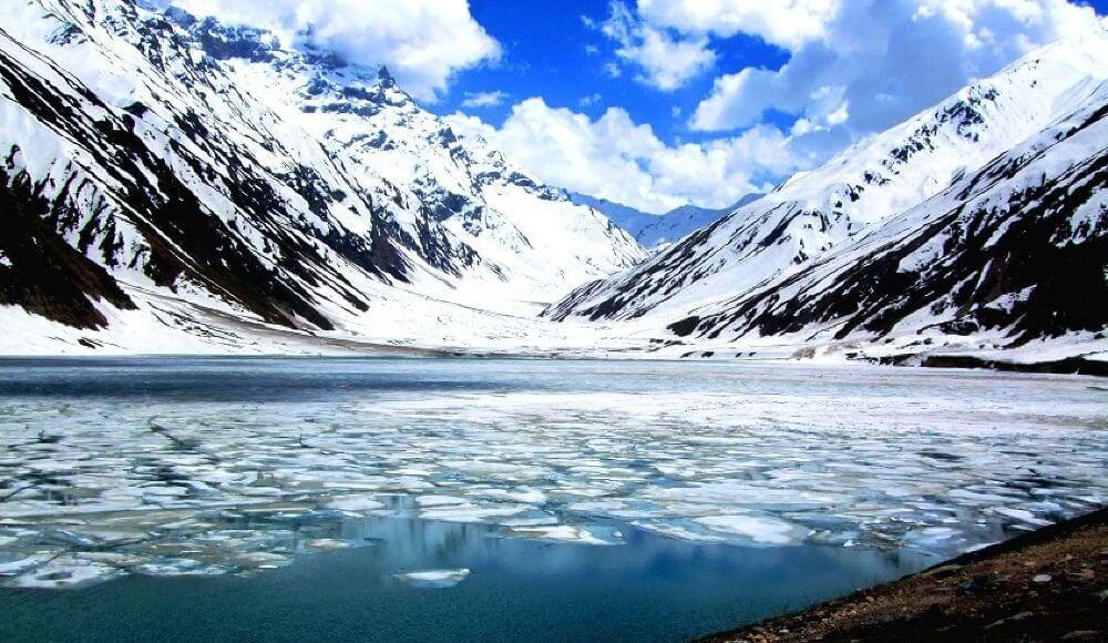 Pakistan Temperatures hit record low as Babusar Top freezes at less 19 °C