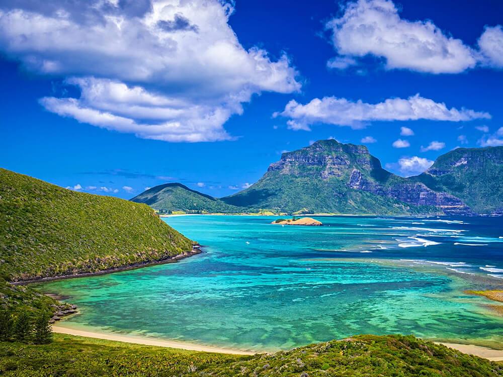 lord huwe island