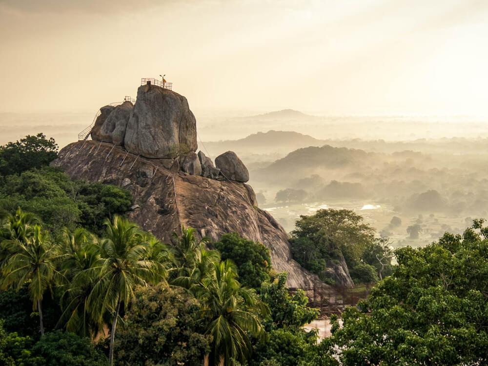 Mihintale Sacred Area, Anuradhapura