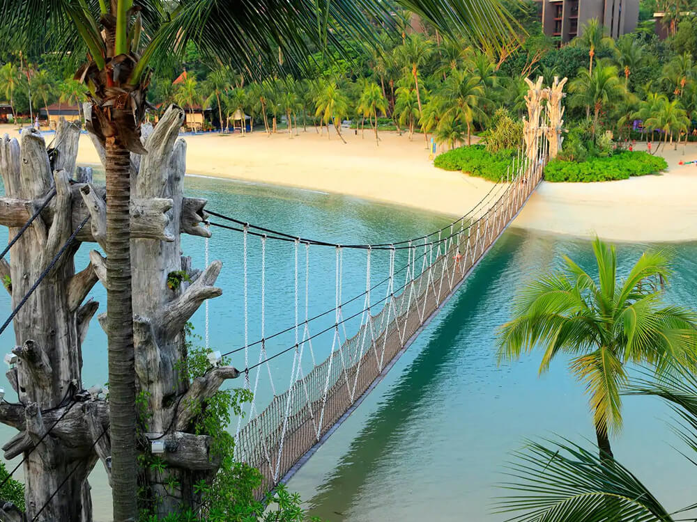 santosa island