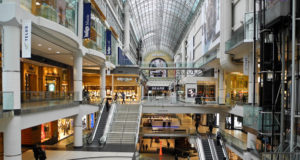 Top 10 Shopping Places in Toronto, Canada