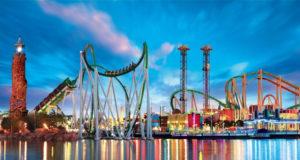 Top 10 Amusement Parks Around the World