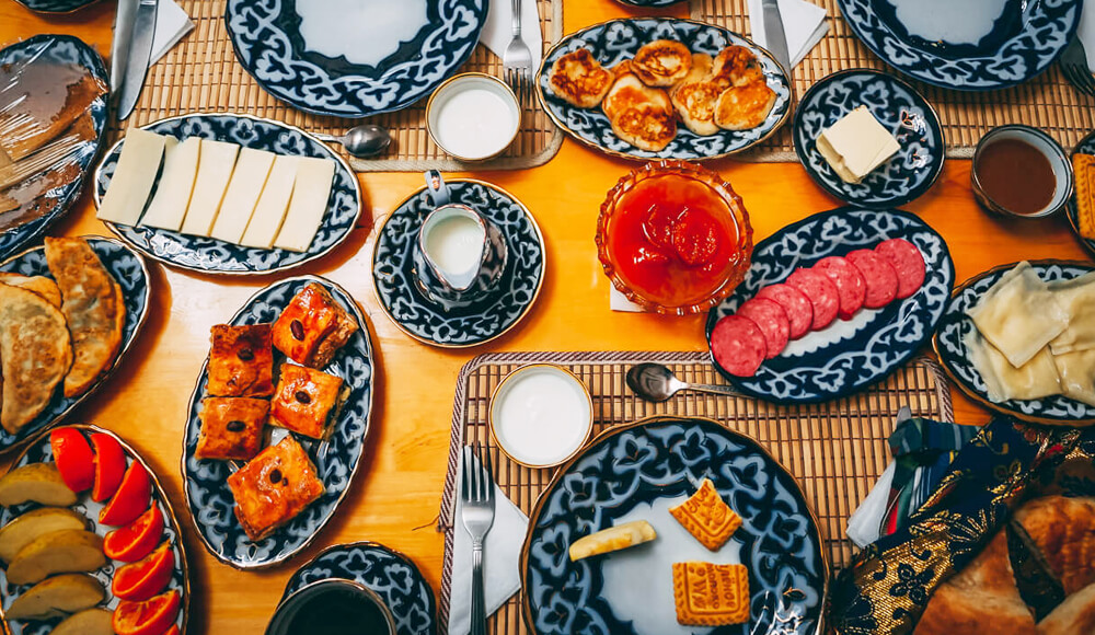 Nourishment in Uzbekistan: 10 Traditional Uzbek Dishes You Must Try