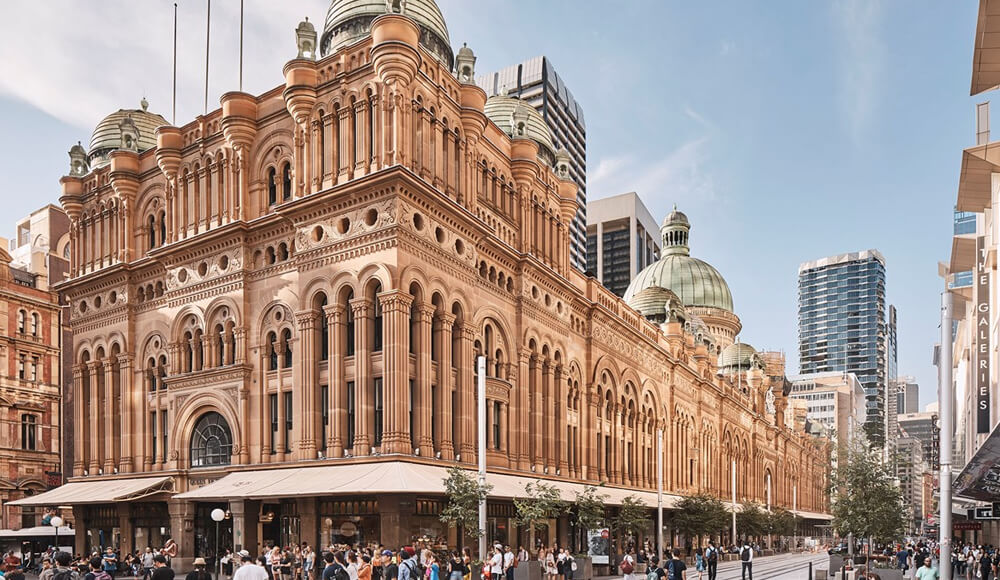 Top 10 Shopping Places in Sydney, Australia