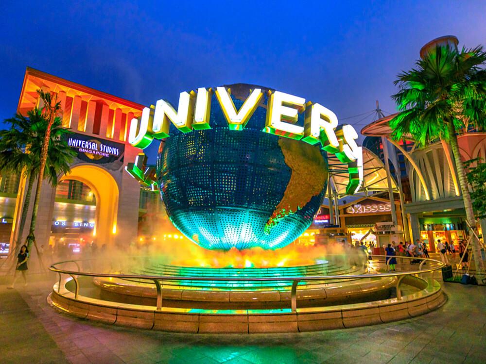 11. Universal Studios Singapore