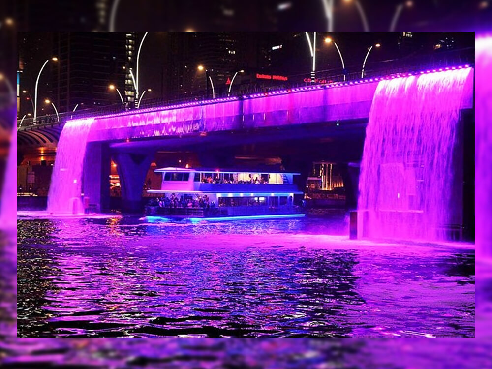 water canal dubai