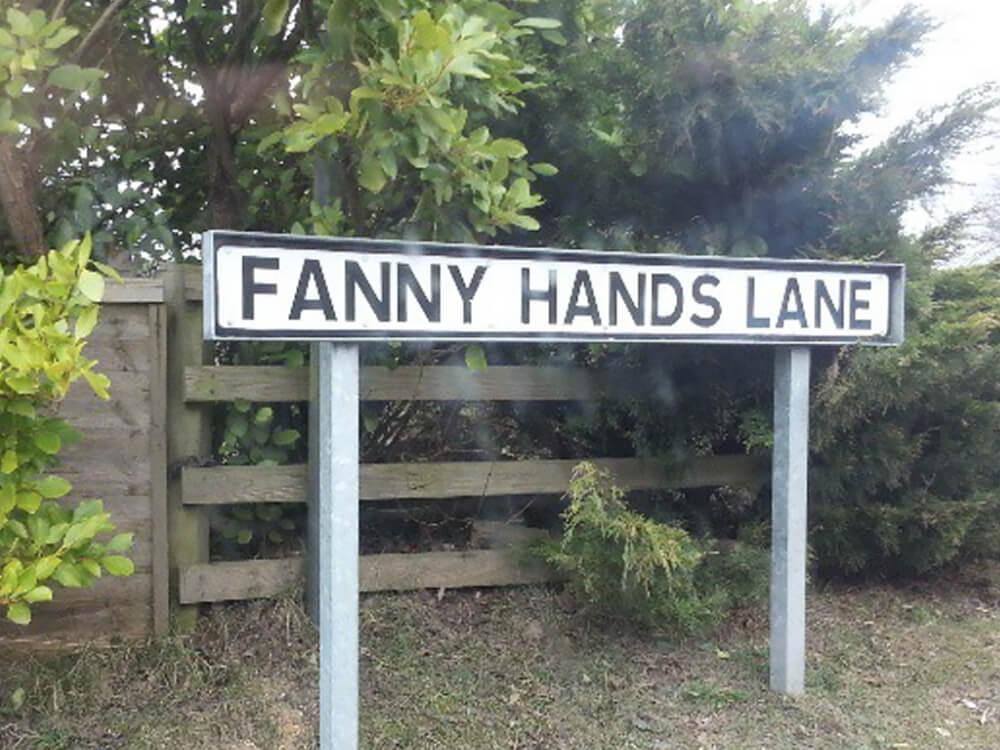 Fanny Hands Lane