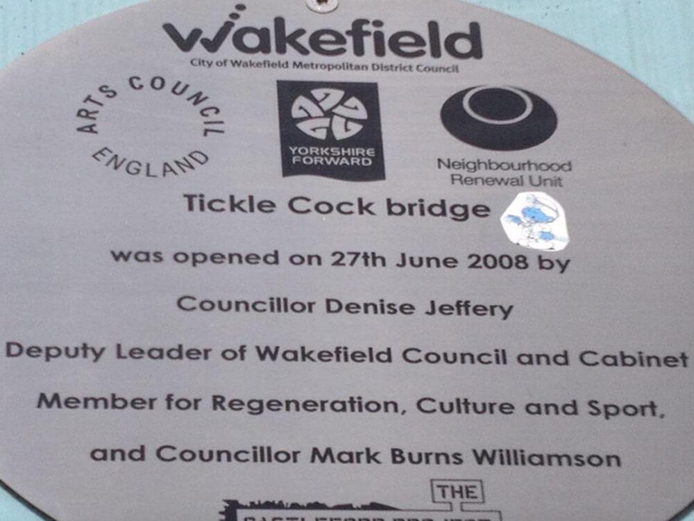 Tickle Cock Bridge