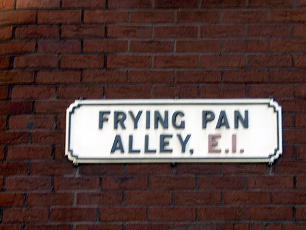 Frying Pan Alley