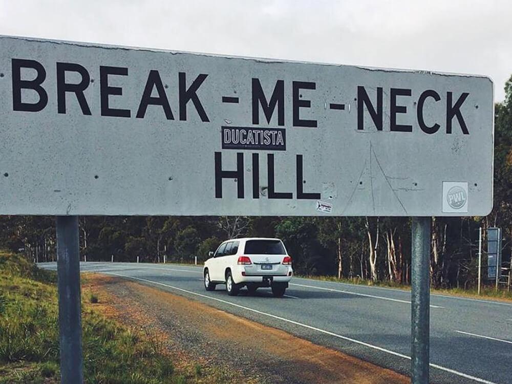 Break-Me-Neck Hill