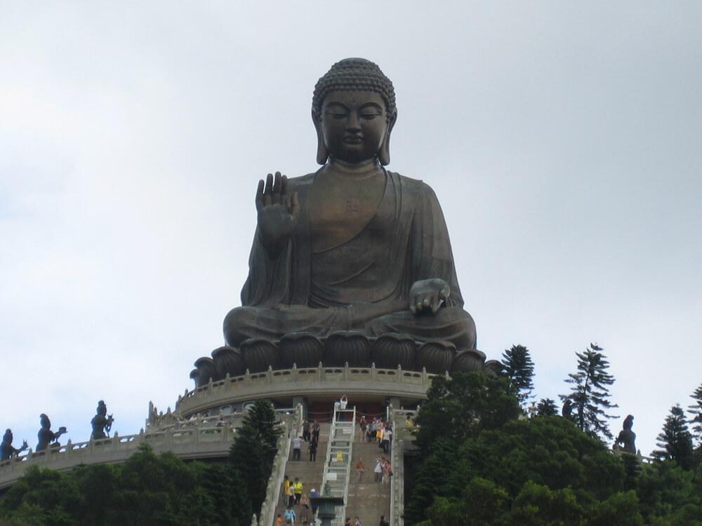 Big Buddha (Tian Tan Buddha Statue)