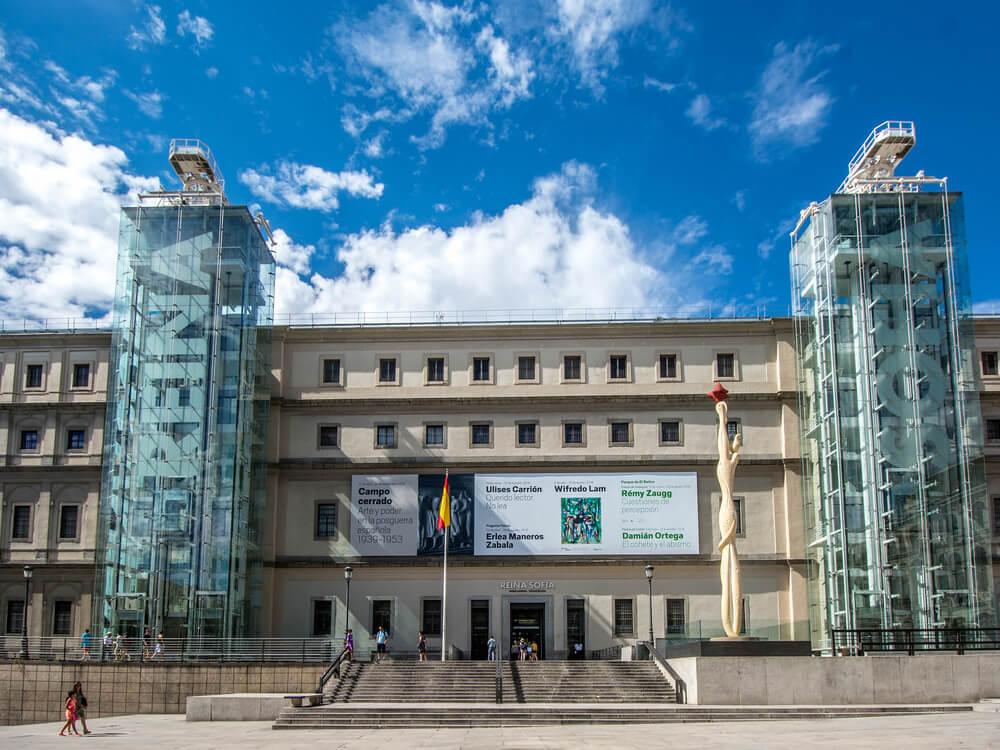 Centro de Arte de Reina Sofía