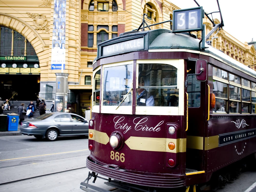 City Circle Tram Tour