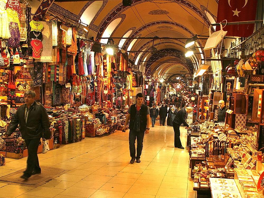 Grand Bazaar (Kapali Çarsi)