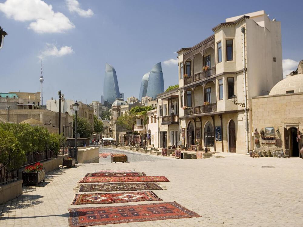 Icheri Sheher (Baku's Old Town)