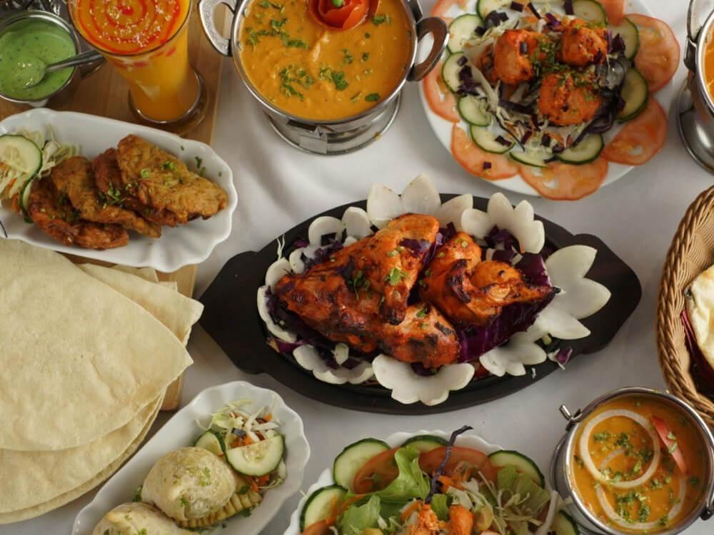 . Indian flavor