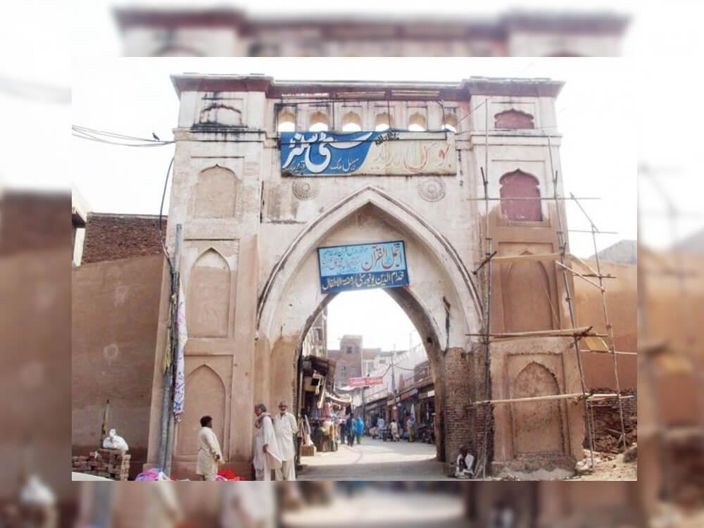 Khiziri Gate (Shairanwala Gate)