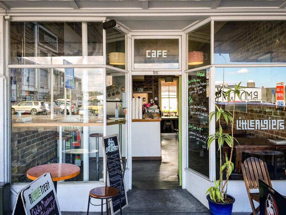 Little Algiers Cafe