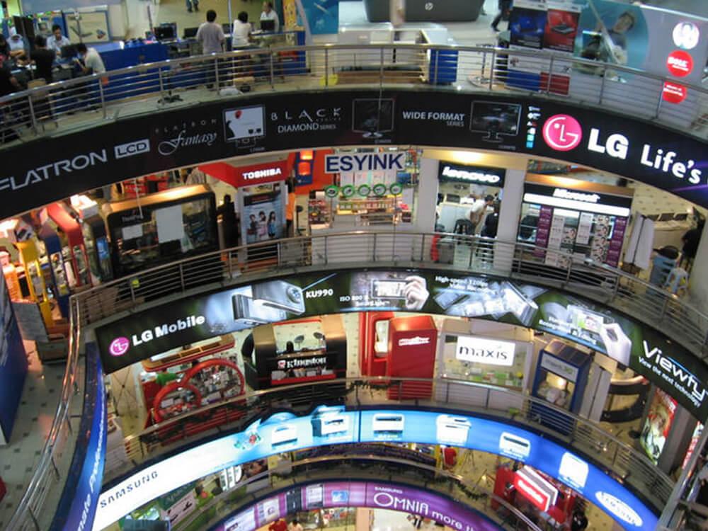Low Yat Plaza Shopping Mall