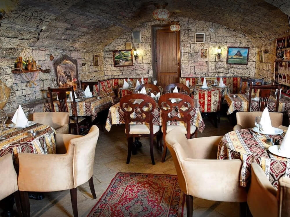 Nargiz restaurant