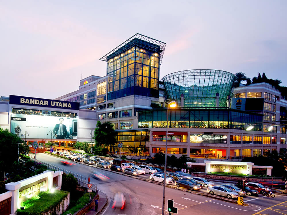 One Utama Shopping Mall