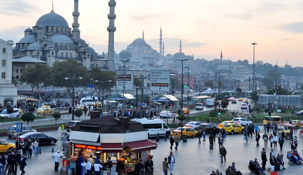Top Shopping Areas In Istanbul, Turkey